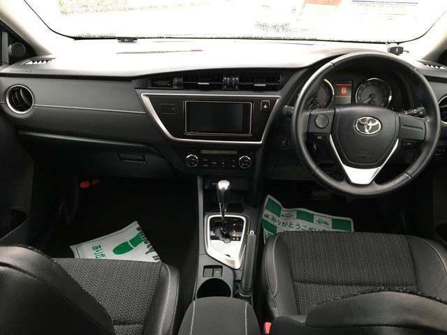 トヨタ オーリス 180G Sパッケージ サンルーフ フルセグTVメモリーナビ