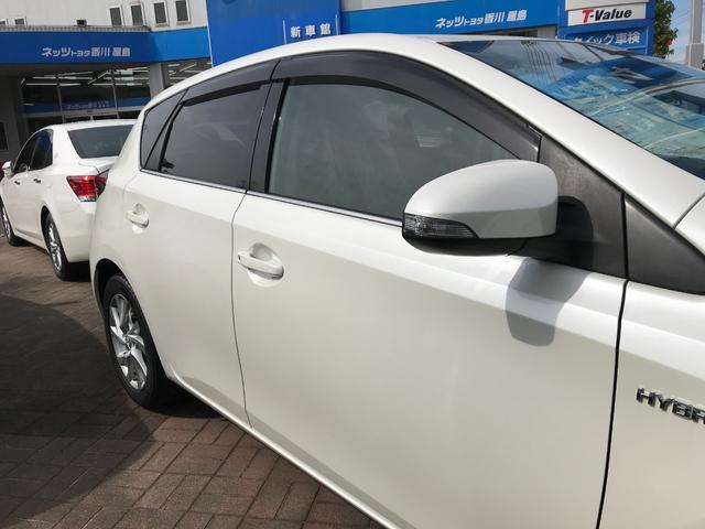 「トヨタ」「オーリス」「コンパクトカー」「香川県」の中古車17