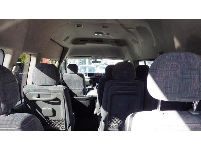 4WD グランドキャビン 電動スライドドア バックカメラ(13枚目)