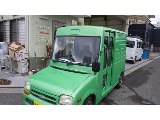 「ダイハツ」「ミラウォークスルーバン」「コンパクトカー」「香川県」の中古車2