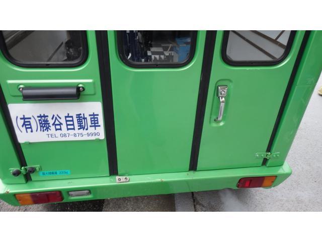 「ダイハツ」「ミラウォークスルーバン」「コンパクトカー」「香川県」の中古車6