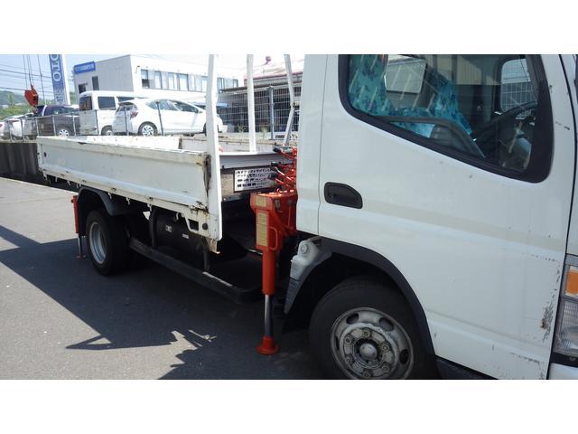 ロングSA 5段 クレーン付きトラック アウトリガー 付(5枚目)