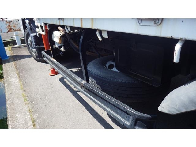 ロングSA 5段 クレーン付きトラック アウトリガー 付(16枚目)