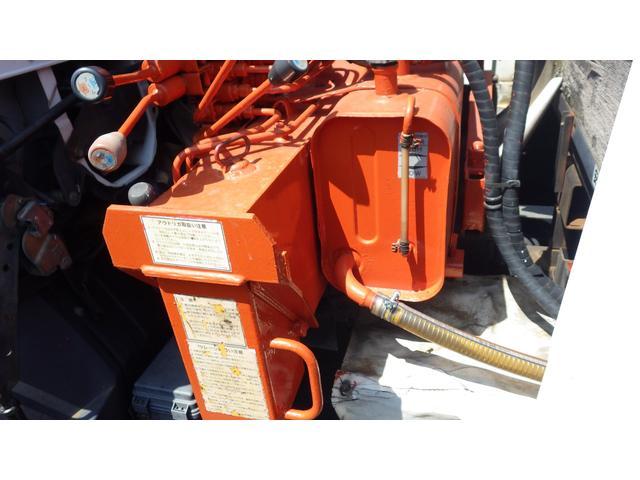 ロングSA 5段 クレーン付きトラック アウトリガー 付(17枚目)