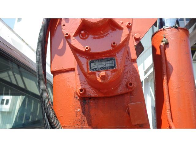 ロングSA 5段 クレーン付きトラック アウトリガー 付(20枚目)