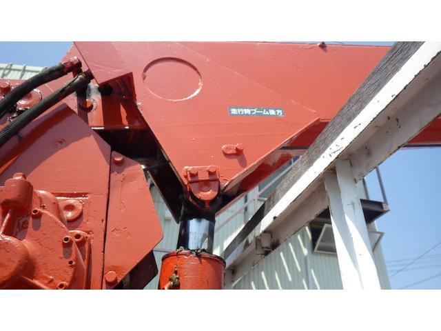 ロングSA 5段 クレーン付きトラック アウトリガー 付(21枚目)