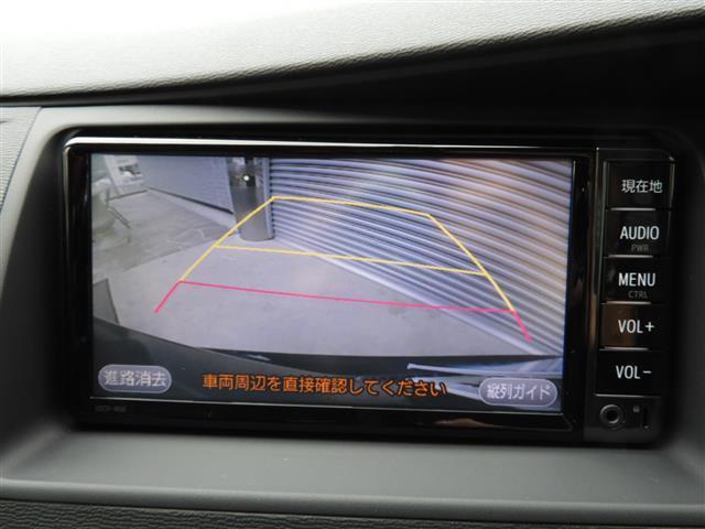トヨタ アイシス プラタナ 左側パワースライドドア ナビTV バックモニター