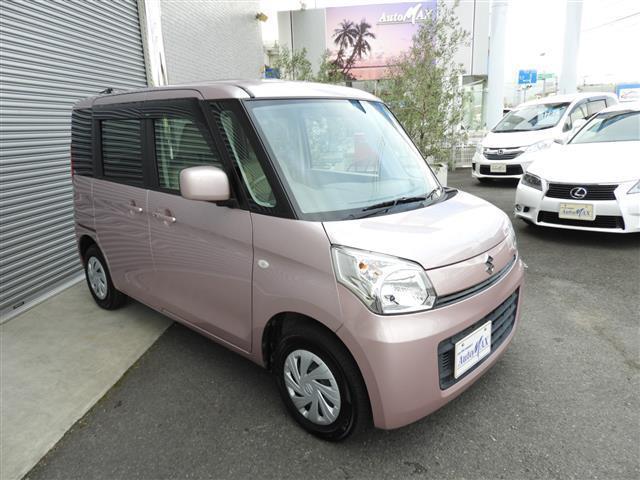 「スズキ」「スペーシア」「コンパクトカー」「香川県」の中古車4