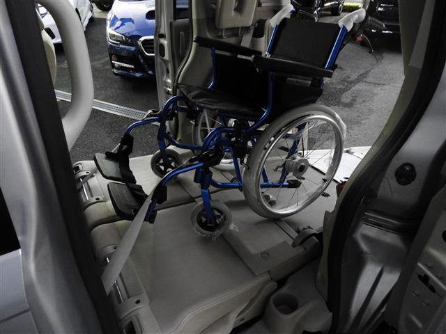 G 車いす仕様 4人 メモリーナビ ETC(19枚目)
