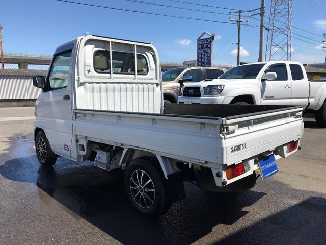 エアコン パワステ 4WD(5枚目)