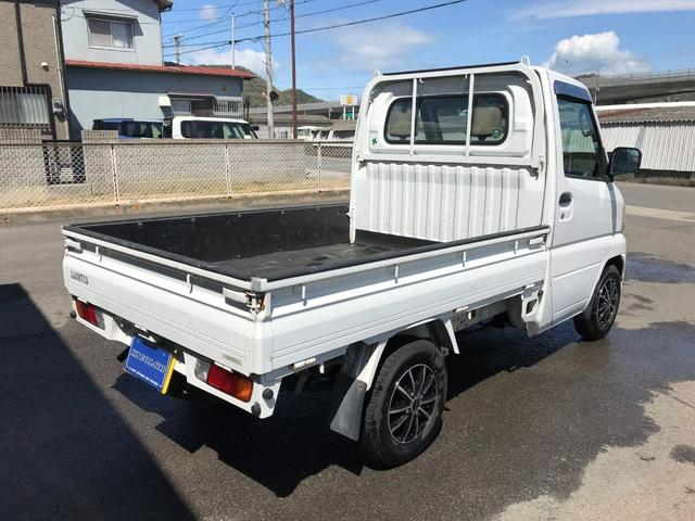 エアコン パワステ 4WD(8枚目)