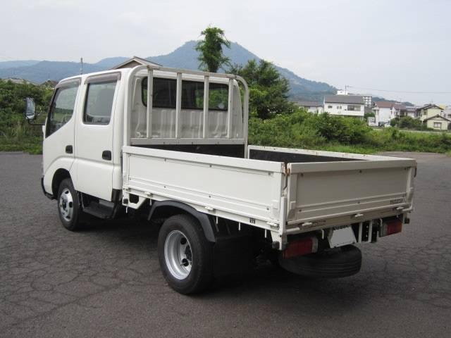 トヨタ ダイナトラック 2tWキャブフルジャストロー