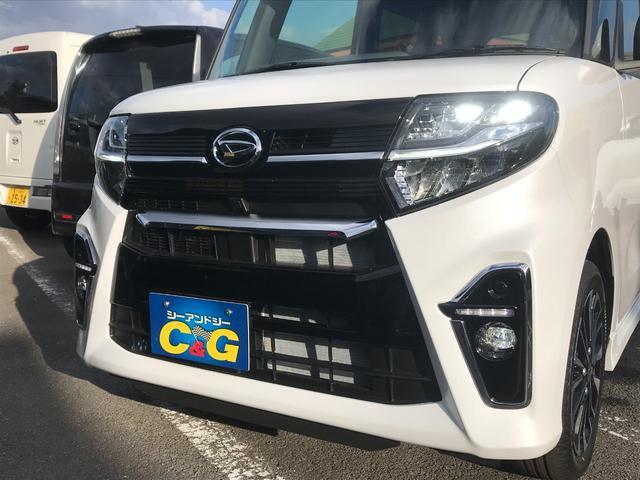 カスタムRSセレクション 届け出済み未使用車 両側電動スライドドア バックカメラ LEDヘッドライト(3枚目)