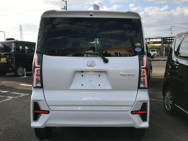 カスタムRSセレクション 届け出済み未使用車 両側電動スライドドア バックカメラ LEDヘッドライト(7枚目)