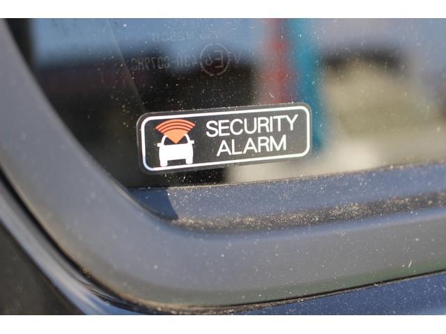 盗難防止のセキュリティアラームが付いています。