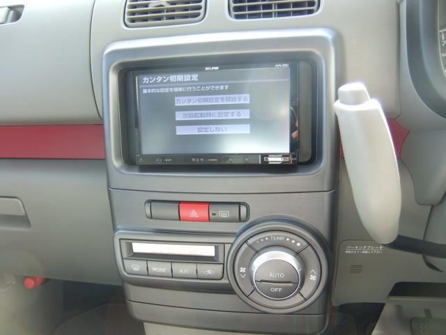 X フルセグ メモリーナビ DVD再生 バックカメラ(8枚目)