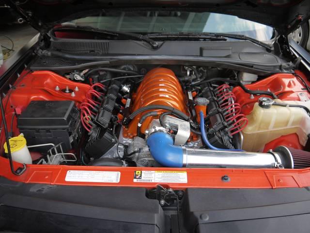 ダッジ ダッジ チャレンジャー R/T エンジン載せ替え 7.4L 6MT
