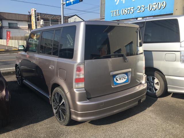 トヨタ bB S Wバージョン HIDセレクションII