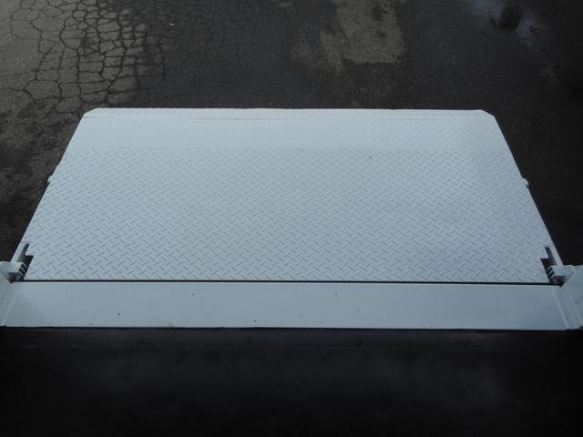 三菱ふそう キャンター 3t 平ボディ ワイドロング 全低床 垂直PG付