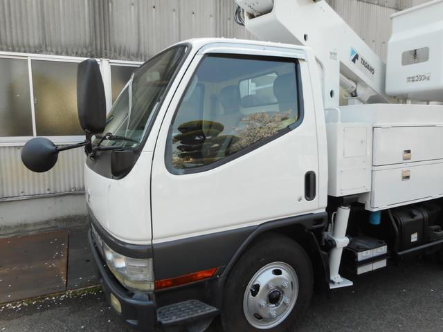 高所作業車 9.9M タダノ(2枚目)