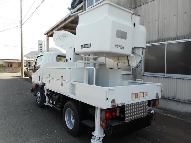 高所作業車 9.9M タダノ(4枚目)