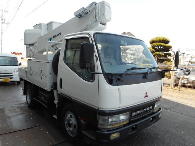 高所作業車 9.9M タダノ(9枚目)