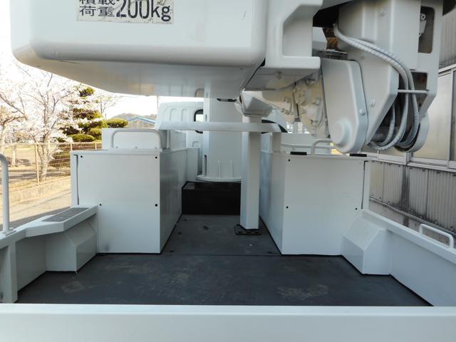 高所作業車 9.9M タダノ(12枚目)
