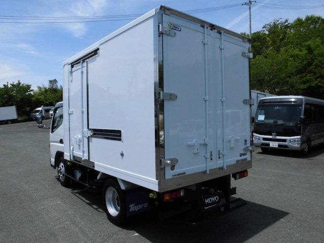 -30度設定 冷蔵冷凍車(2枚目)