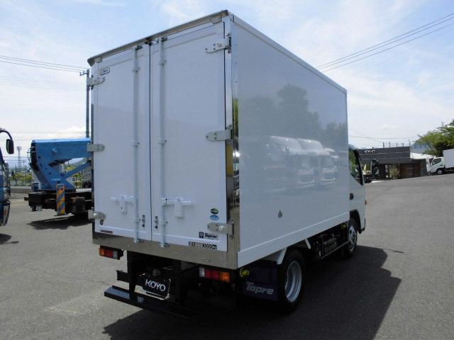 -30度設定 冷蔵冷凍車(4枚目)
