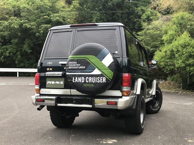 「トヨタ」「ランドクルーザー70」「SUV・クロカン」「香川県」の中古車4