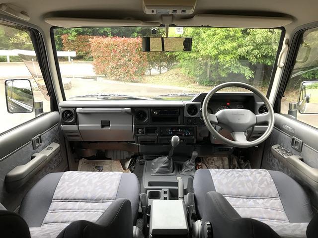「トヨタ」「ランドクルーザー70」「SUV・クロカン」「香川県」の中古車10