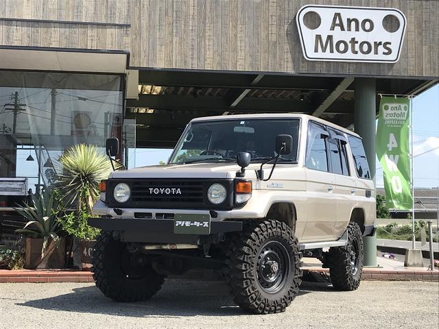 「トヨタ」「ランドクルーザー70」「SUV・クロカン」「香川県」の中古車3