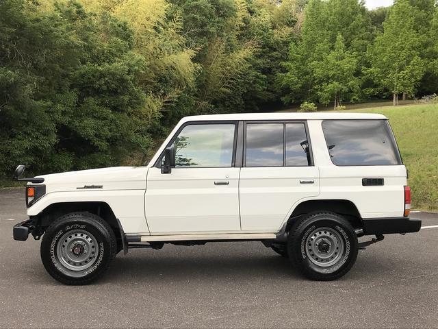 「トヨタ」「ランドクルーザー70」「SUV・クロカン」「香川県」の中古車6