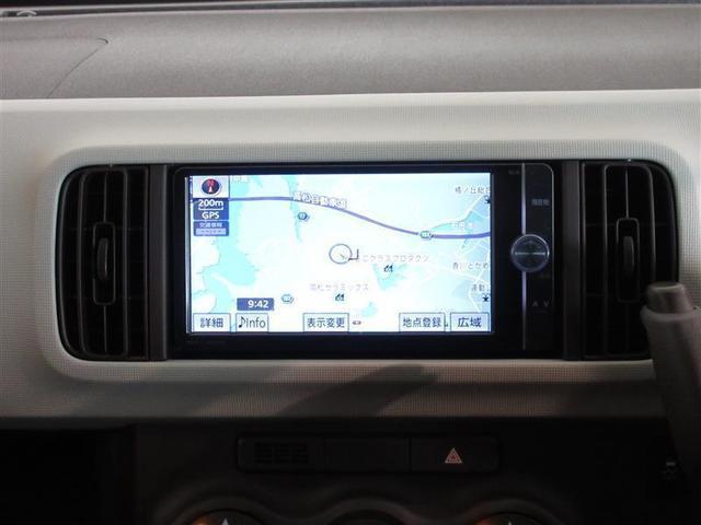 「ナビ装着車で知らない道もラクラク」 型番は「NSZT-W62G」です♪