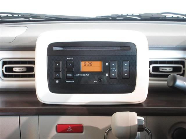 純正CD付き。好きな音楽を聴きながら楽しいドライブを!!