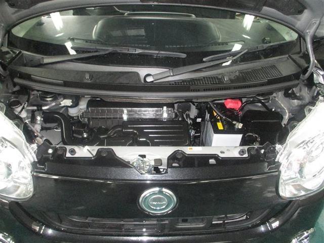 勿論、厳しい環境基準に対応した低燃費エンジン搭載です。