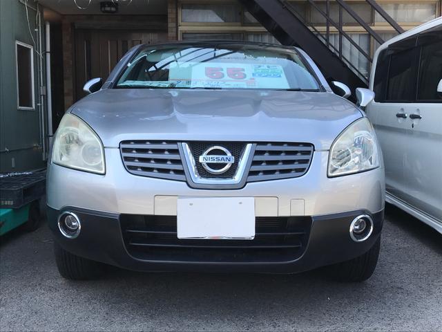 「日産」「デュアリス」「SUV・クロカン」「香川県」の中古車2