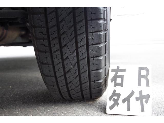 タイヤは、まだまだ使用可能です。