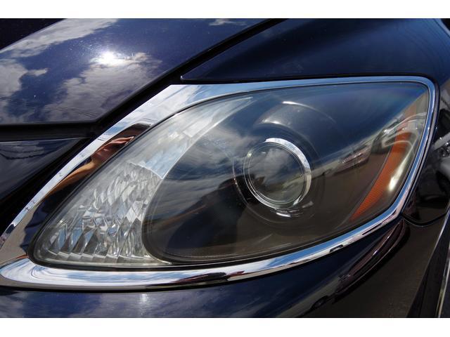 HIDプロジェクターヘッドライト:純正オプションのアートワークス仕様(インナーブラック)に真似て加工済です。HIDは、15000ケルビンに変更しています。