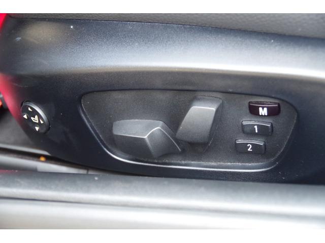 335iカブリオレ Mスポーツパッケージ 左ハンドル ディーラー車 純正HDDナビ・CD・DVD・フルセグTV コーナーセンサー 革シート パワーシート シートヒーター 社外19インチアルミ(22枚目)