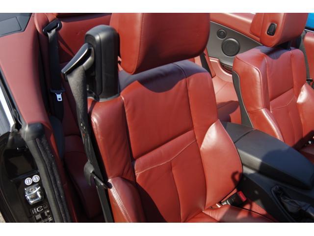 650iカブリオレ 電動オープン コーナーセンサー HID パドルシフト パワーシート 赤革シート シートヒーター 20インチアルミホイール クルーズコントロール オートライト ETC(21枚目)