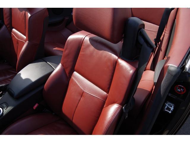 650iカブリオレ 電動オープン コーナーセンサー HID パドルシフト パワーシート 赤革シート シートヒーター 20インチアルミホイール クルーズコントロール オートライト ETC(26枚目)