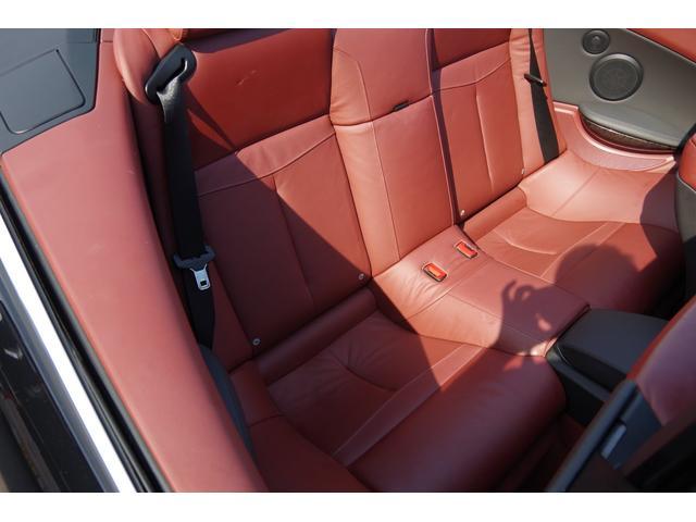 650iカブリオレ 電動オープン コーナーセンサー HID パドルシフト パワーシート 赤革シート シートヒーター 20インチアルミホイール クルーズコントロール オートライト ETC(29枚目)