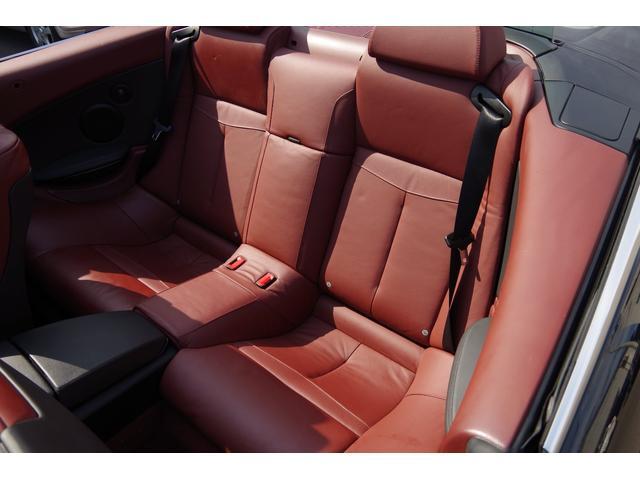650iカブリオレ 電動オープン コーナーセンサー HID パドルシフト パワーシート 赤革シート シートヒーター 20インチアルミホイール クルーズコントロール オートライト ETC(30枚目)