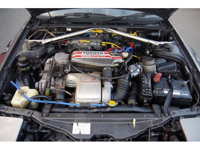 GT-FOUR GT-FOUR4WD ターボ 5速ミッション サンルーフ パワステ パワーウィンドウ R2年10月4日タイミングベルトウォーターポンプ交換済138,990km時 フロントストラットタワーバー(37枚目)