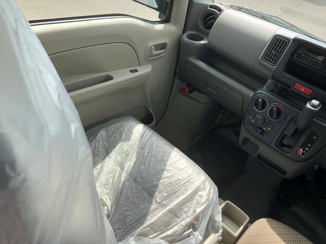 DX GLパッケージ 届出済未使用車 ファブリックシート(4枚目)
