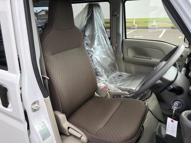 DX GLパッケージ 届出済未使用車 ファブリックシート(16枚目)