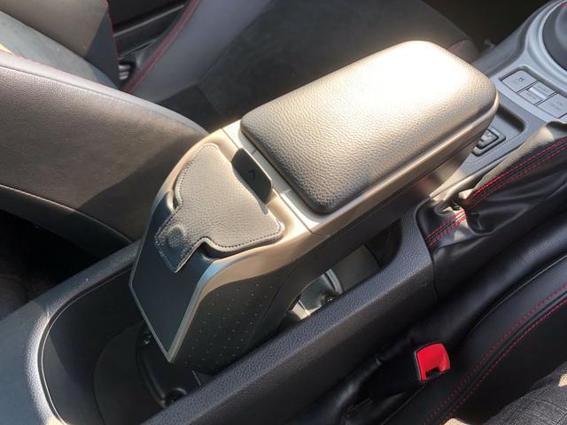 S 社外SDナビ 車内カーボン調パネル 社外HIDフォグ(11枚目)