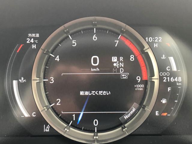 LC500 Sパッケージ アルカンターラ内装 21インチAW(10枚目)