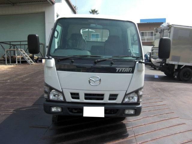 マツダ タイタントラック 2t平ボディー 全低床 積載2t